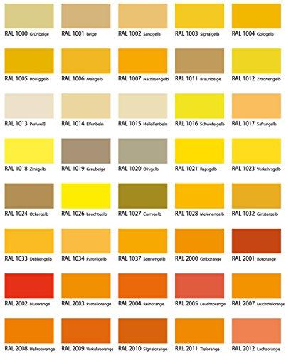1 Liter für 7 qm nach RAL bestellbar Schwimmbadfarbe Schimmbeckenfarbe Poolfarbe Fischteichfarbe