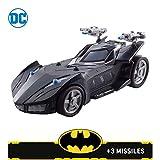 Die besten Batman Spielzeug - Mattel - DC Batman Batmobil, mit Abschussvorrichtung, für Bewertungen