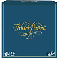 Hasbro - C19401010 - Trivial Pursuit
