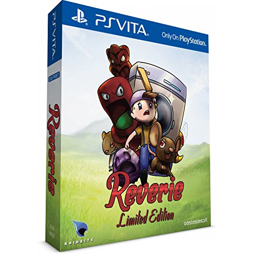 Reverie Limited Edition Playstation Vita