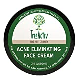 Best Natural Faces - TreeActiv Acne Eliminating Face Cream | Best Natural Review