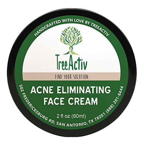 treeactiv Akne wodurch zusätzliche Kraft Face | Best Natürliche, schnell Behandlung für Clearing Gesichts-Akne | sanft genug für...