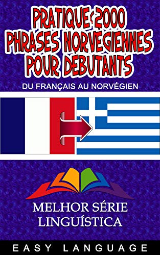 Couverture du livre Pratique 2000 Phrases Norvégiennes Pour Débutants