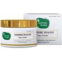 Mother Sparsh Turmeric Healing Day Cream - 40 g