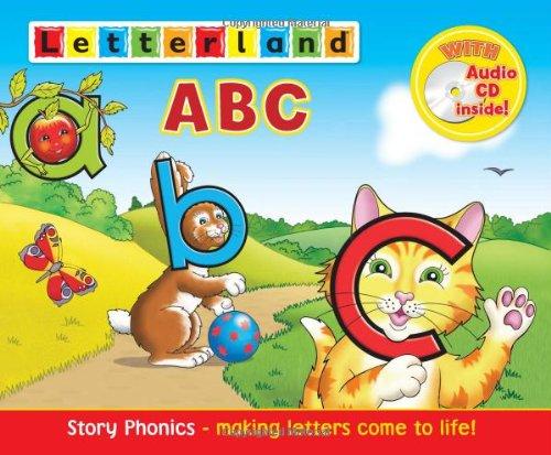 Letterland ABC par Lyn Wendon