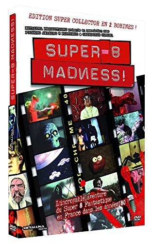 SUPER 8 MADNESS ! - 2 DVD [Édition Collector]