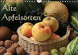 Alte Apfelsorten (Wandkalender 2015 DIN A4 quer): Alte Apfelsorten - vom Berlepsch bis zum Tiroler Maschanzker - frisch angerichtet (Monatskalender, 14 Seiten)