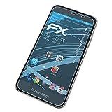 atFolix Schutzfolie kompatibel mit BlackBerry Aurora Folie, ultraklare FX Bildschirmschutzfolie (3X)