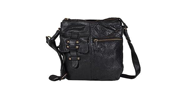 95fb3c73f712b Billy the Kid Daytona Umhängetasche Leder 29 cm  Amazon.de  Schuhe    Handtaschen