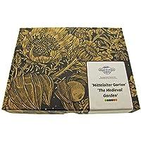 Samen-Geschenkset mit den beiden wohl ber/ühmtesten Alpenblumen Edelweiss /& Enzian