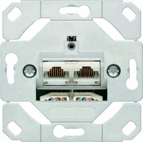 Preisvergleich Produktbild Gira 016600 Netzwerk Anschlussdose Zubehör BTR
