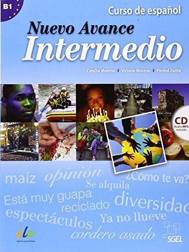 Nuevo avance. Intermedio. Per i Licei e gli Ist. magistrali. Con CD-Audio