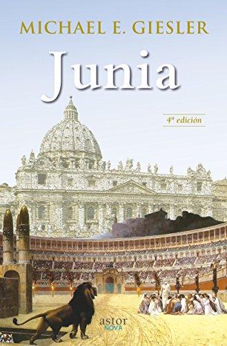 Junia (Astor Nova) por Michael E. Giesler