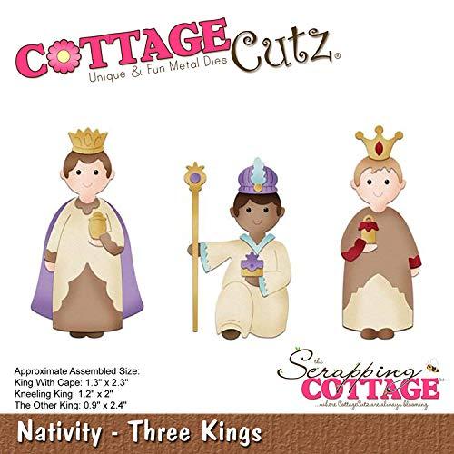 Cottage Cutz Die-Three Kings .9
