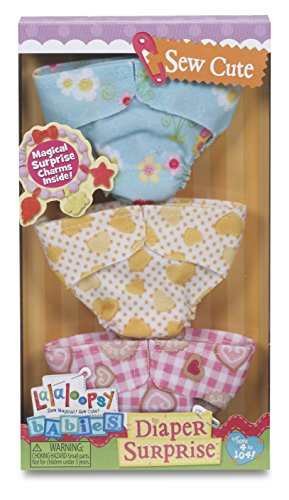 Lalaloopsy-Babies-Diaper-Surprise-Pack-Style-2-Doll