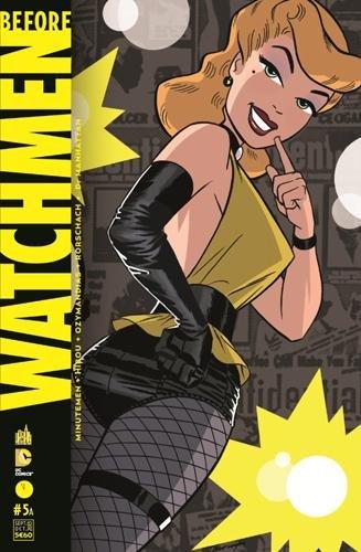 Before Watchmen, N° 5 :