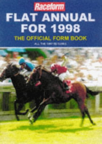 Raceform Flat Annual 1998