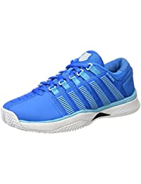 K-Swiss Hypercourt Hb - Zapatillas para mujer, color azul