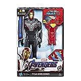 Avengers- Titan Hero FX Figura Iron Man, Multicolor (Hasbro E3298105)