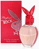 Playboy Play It Rock, Eau de Toilette, 1er Pack (1 x 75 ml)