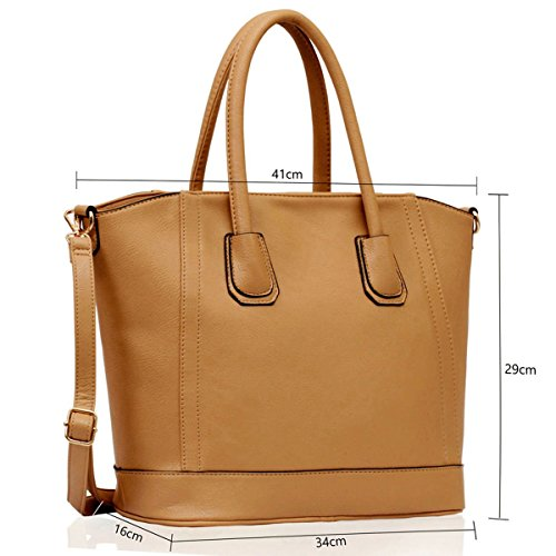 Xardi London, Borsa tote donna large Nude