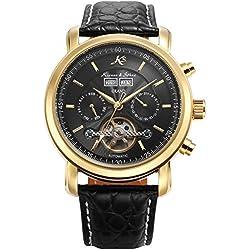 KS Mens Selfwinding Mechanical Wrist Watch KS369