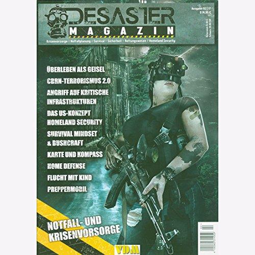 K-ISOM Desaster Survival Magazin 02/17 Notfallvorsorge Überleben Durchschlagen Prepper