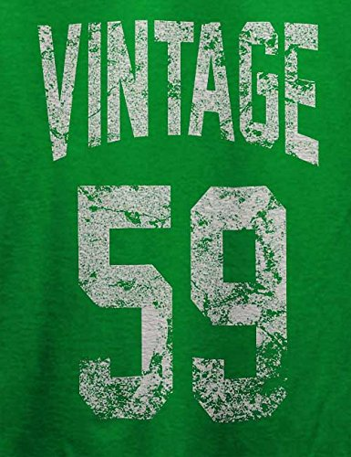 Vintage 1959 T-Shirt Grün