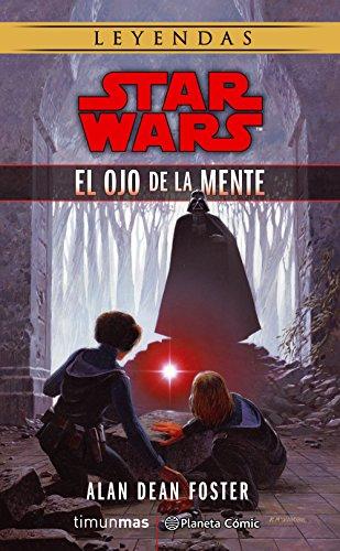 Portada del libro Star Wars El ojo de la mente (Novela)
