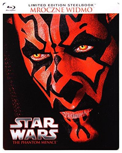 Star Wars: Episode I - Die dunkle Bedrohung [Blu-Ray] [Region B] (Deutsche Sprache. Deutsche Untertitel)