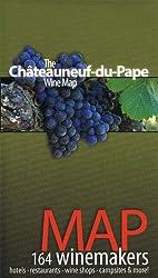 Chateauneuf Du Papa Wine Map
