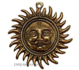 #5: DreamKraft Metal Sun Hanging For Home Décor