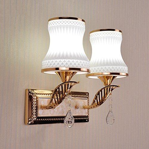 GKJ Lampe de chevet lampe de chevet Chambre simple Salon de salon chaleureux (style : B)