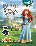 Disney Brave Sticker Scene (Disney Pixar Brave Film Tie in)