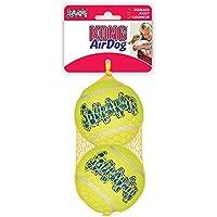Kong 0035585775555 - Air squeaker tennis pelota large x2