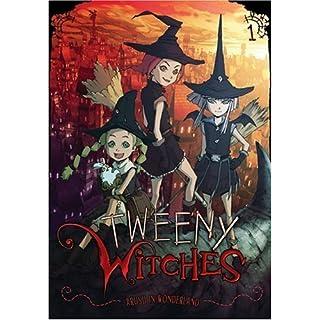 Tweeny Witches Vol. 1-Arusu in Wonderland by ANIME WORKS by Yasuhiro Aoki Yoshiharu Ashino