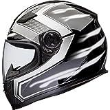 Shox Sniper Skar Motorrad Integral Helm