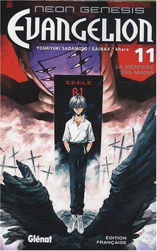 Evangelion - Neon genesis Vol.11 par SADAMOTO Yoshiyuki