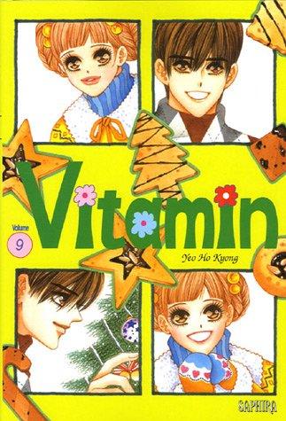 Vitamin, Tome 9 : par Ho-Kyong Yeo