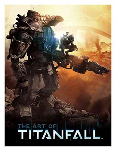 Portada del libro [(The art of Titanfall)] [By (author) Andy McVittie] published on (February, 2014)