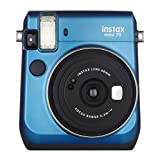 Top Gadgets to Gift Others or Indulge Yourself With. Shop For These Gadgets This Festive Season Only On Amazon At Best Deals And Offers - Fujifilm Instax Mini 70 Instant Film Camera (Blue) Amazon Deal