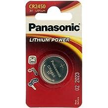 Panasonic CR 2450 - Pilas (Litio, coin)