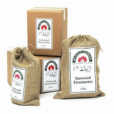Minuteman International FWB-08 Fatwood Caddy Refill, 8-Pound Bag