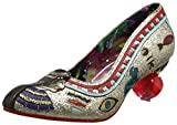Irregular Choice Women's Cleopatra Closed-Toe Heels