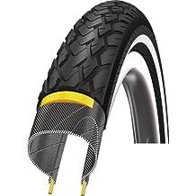 Schwalbe Marathon - Cámara para bicicleta (50,8 x 3,81cm, con alambre, incluye capa reflectante Greenguard) negro negro Talla:26x1.50