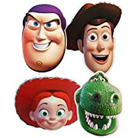 Toy Story - MULTIPACK - Card Face Masks