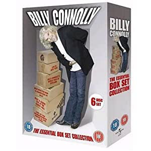 Billy Connolly: The Essential Collection [DVD]