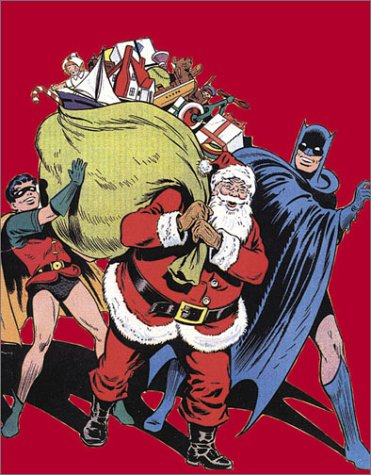 Batman and Robin Holiday (Robin Und Batman Zubehör)
