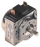 Zeitschalter mit Glocke 1NO 1-polig 15min Antriebsart mechanisch 16A passend für Bartscher, Cookmax A040897 A1515001, A151300, A151600 für Salamander, Toaster