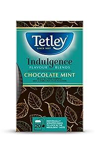 Tetley Indulgence Chocolate Mint Tea Bags X20